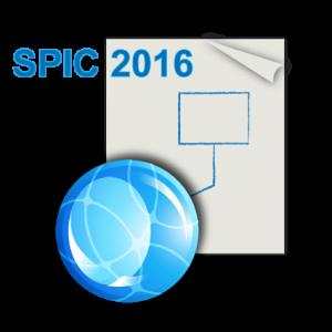 SPIC 2016 logo